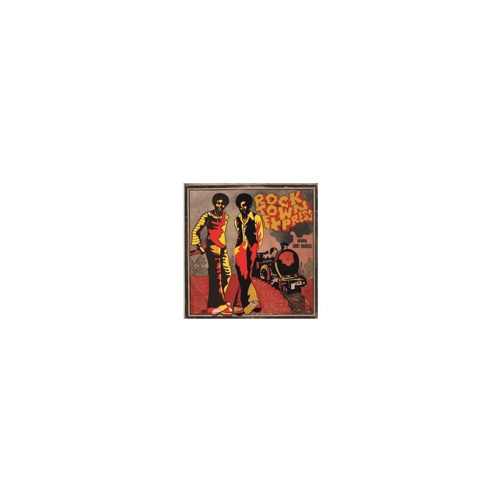 Rock Town Express - Funky Makossa (Vinyl)