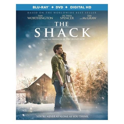 The Shack (Blu-ray + DVD + Digital) - image 1 of 1
