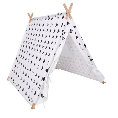 A Frame Tent - White and Black - Pillowfort™  sc 1 st  Target & A Frame Tent - White And Black - Pillowfort™ : Target