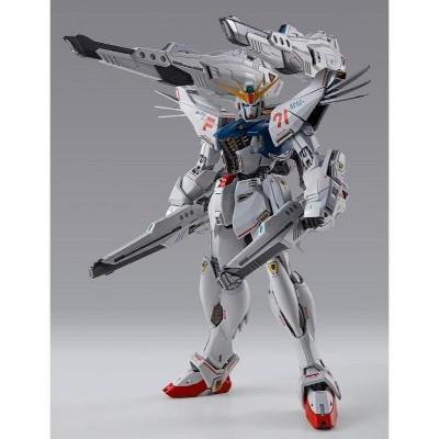 Formula 91 Chronicle White Version Exclusive Metal Build   Bandai Tamashii Nations   Gundam Action figures