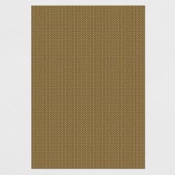 Basketweave Outdoor Rug Hickory - Smith & Hawken™