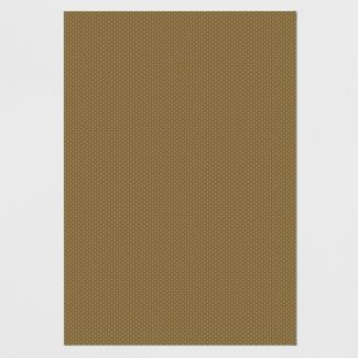 5' x 7' Basketweave Outdoor Rug Hickory - Smith & Hawken™