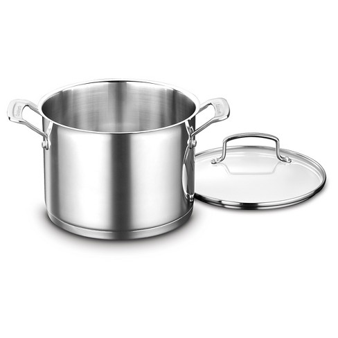 Cuisinart® Professional Series Stainless Steel 6qt. Stockpot - 8966-22 - image 1 of 1