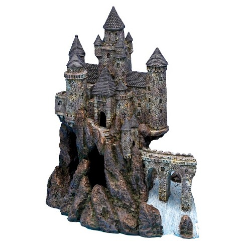 Penn-Plax Super Magical Castle Section A Aquarium Sculptures - image 1 of 1