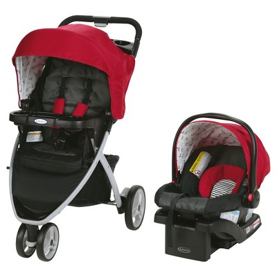 Graco® Pace Travel System - Zink