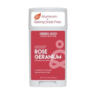 Deodorant: Green Goo