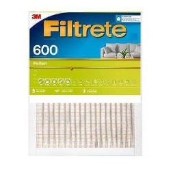 Filtrete Dust Reduction 20x20x1, Air Filter