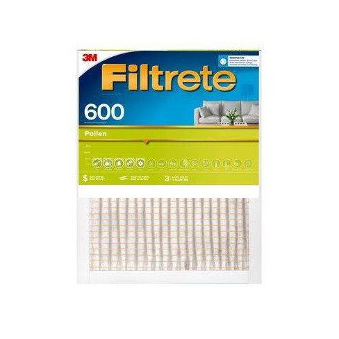 """Filtrete 20""""x20""""x1"""" Dust Reduction Air Filter - image 1 of 3"""