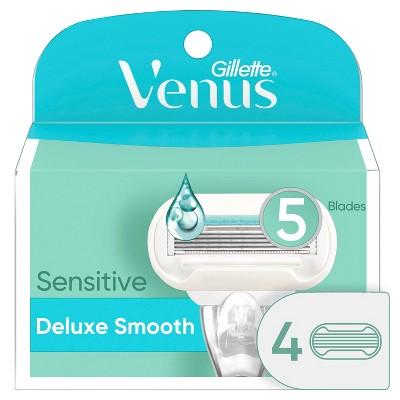 Venus Extra Smooth Sensitive Women's Razor Blade Refills