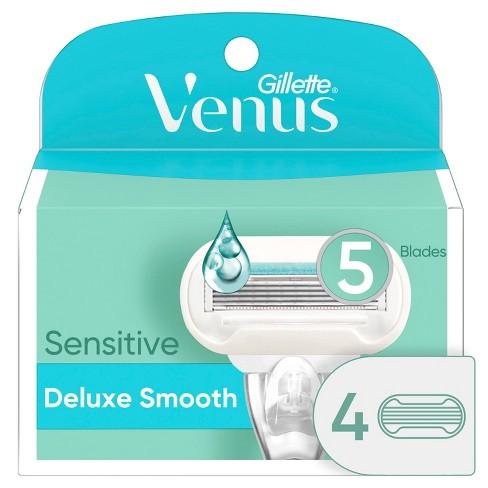 Venus Extra Smooth Sensitive Women's Razor Blade Refills - image 1 of 4