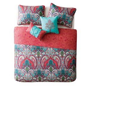 Casa Real Duvet Cover Set (King)5pc - VCNY Home®