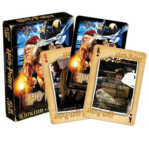 NMR Distribution Harry Potter and the Sorcerer's Stone Playing Cards - image 1 of 1