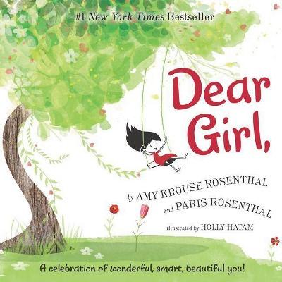 Dear Girl (Hardcover) (Amy Krouse Rosenthal)