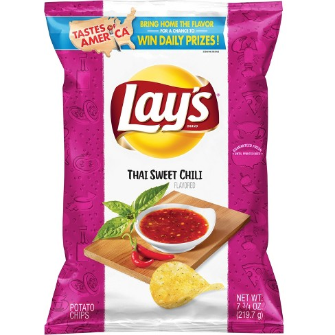Lays Thai Sweet Chili - 7.75oz - image 1 of 2