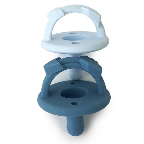 Itzy Ritzy Sweetie Soother Pacifier - 2ct Arrow - image 1 of 4