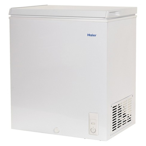 Haier 5 Cu.ft Chest Freezer - White HF50CM23NW - image 1 of 9