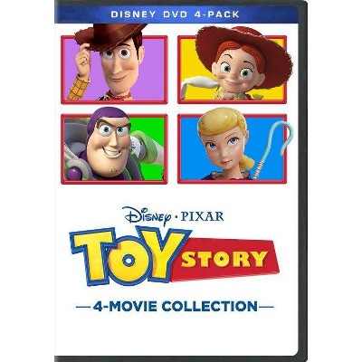 Toy Story: 4-Movie Collection