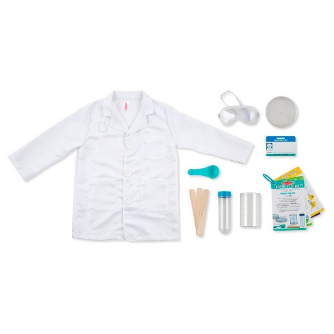 Melissa & Doug® Scientist Role Play - image 1 of 6