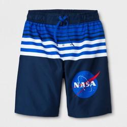 aed8341de8 Boys' NASA Swim Trunks - Black : Target
