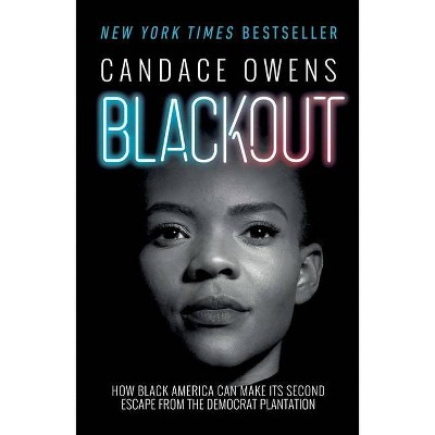 Blackout - by Candace Owens (Hardcover)