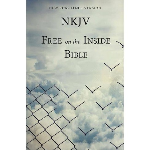 NKJV Free on the Inside Bible - by  Thomas Nelson (Paperback) - image 1 of 1
