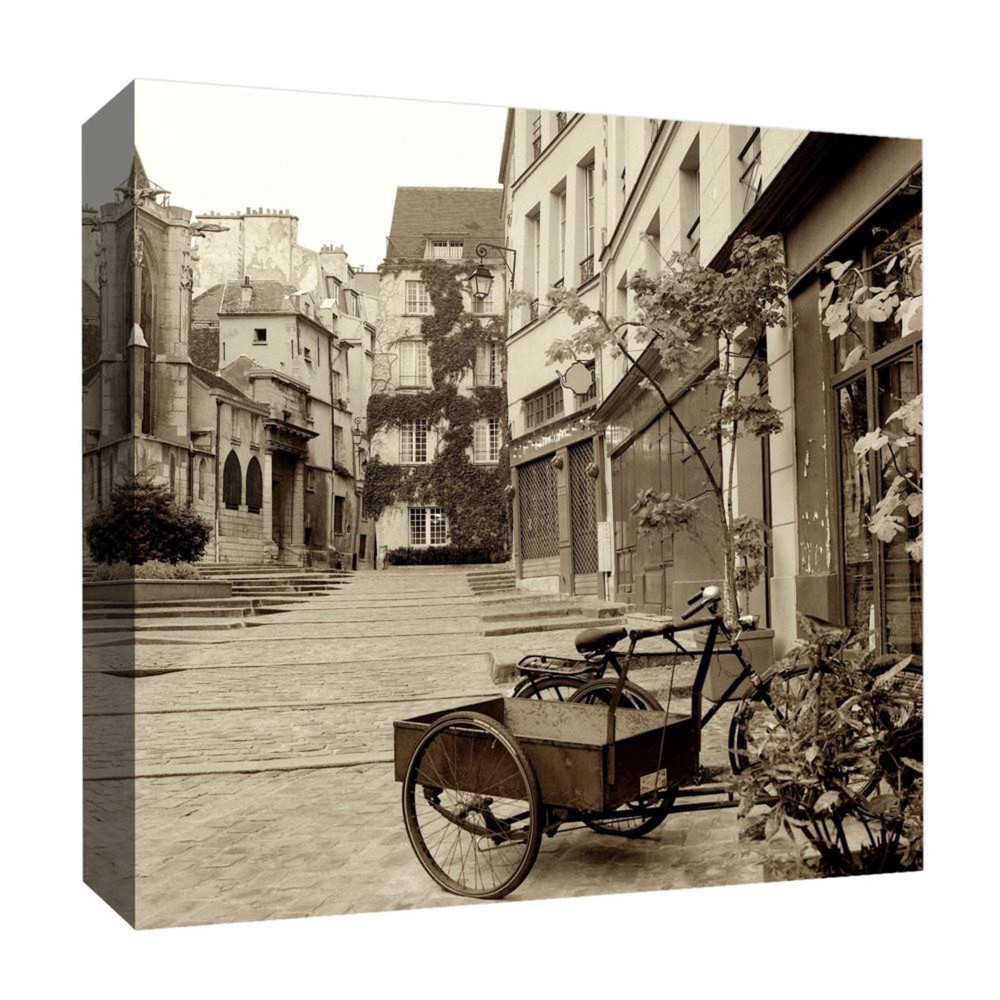 16 34 X 16 34 Colonial Houses Decorative Wall Art Ptm Images