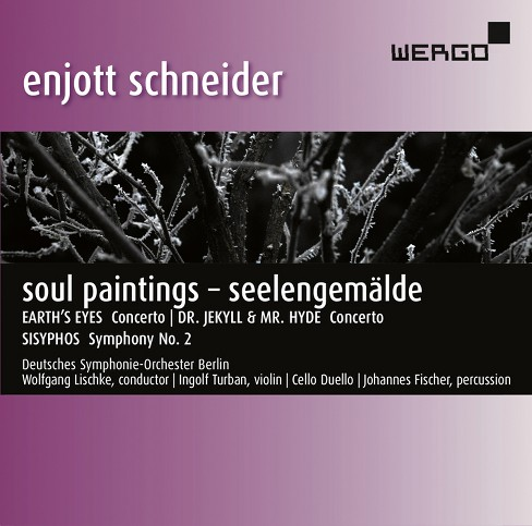 Deutsches Symphonie- Schneider:Soul Paintings (CD) - image 1 of 1