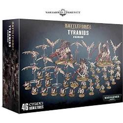 Games Workshop Warhammer 40,000 Tyranids Bioswarm