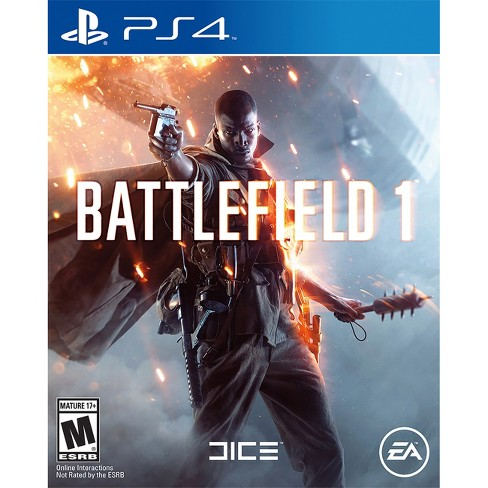 Battlefield 1 PRE-OWNED PlayStation 4 - image 1 of 1