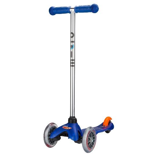 Micro Kickboard Mini Scooter - Blue image number null