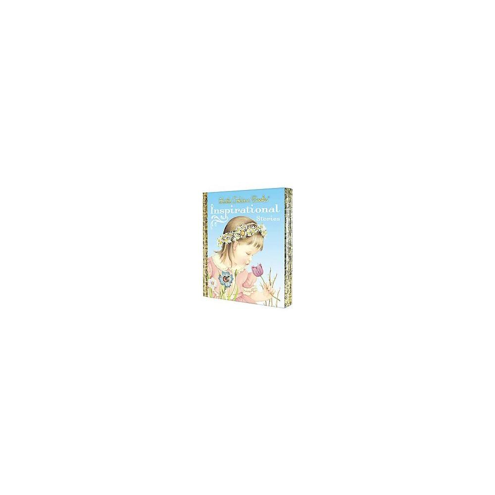 Little Golden Books Inspirational Storie (Hardcover)