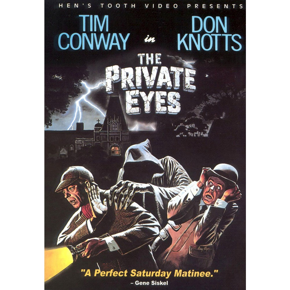 Private Eyes (Dvd), Movies