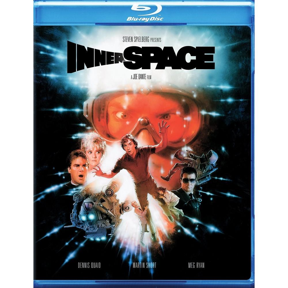Innerspace (Blu-ray), Movies