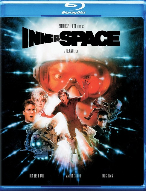 Innerspace (Blu-ray) - image 1 of 1