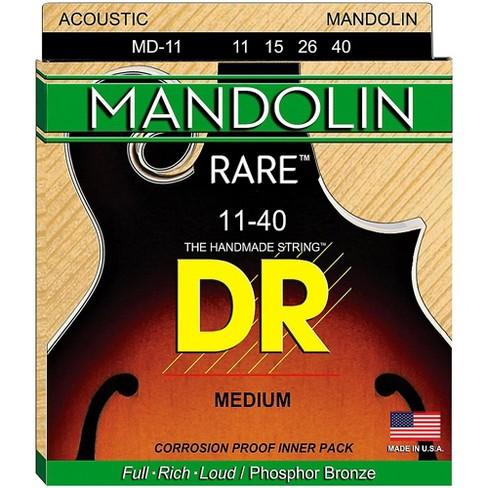 DR Strings Phosphor Bronze Medium Mandolin Strings - image 1 of 1