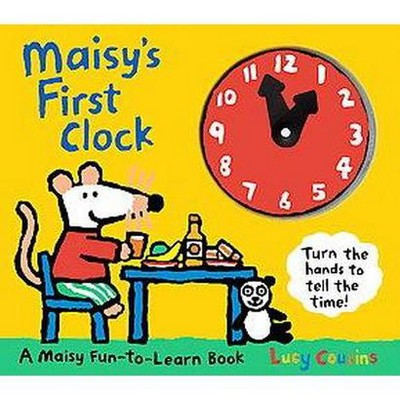 Maisy's First Clock (Hardcover)(Lucy Cousins)