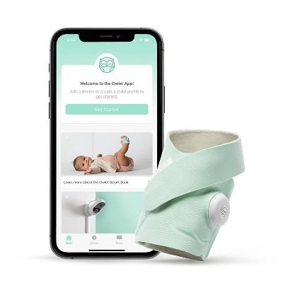 Owlet Smart Sock 3 - Mint Green