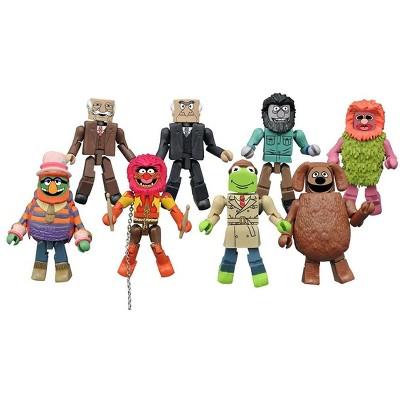 Diamond Comic Distributors, Inc. Muppets Minimates Series 2, Sealed Case of 12