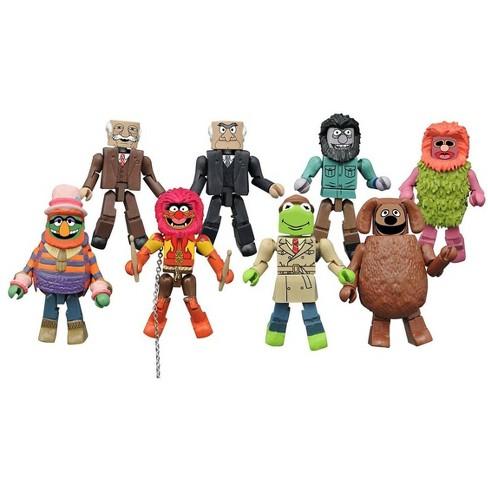 Diamond Comic Distributors, Inc. Muppets Minimates Series 2, Sealed Case of 12 - image 1 of 1