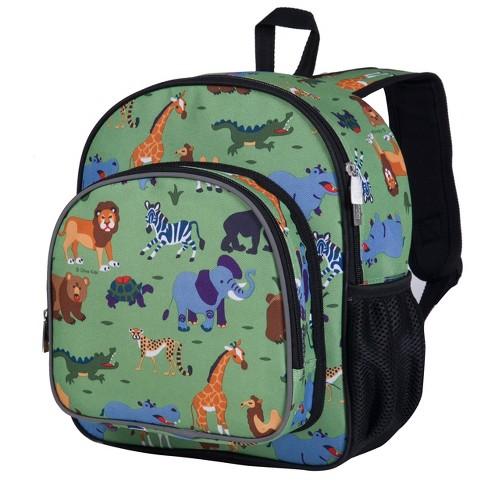 Wildkin Wild Animals 12 Inch Backpack - image 1 of 3