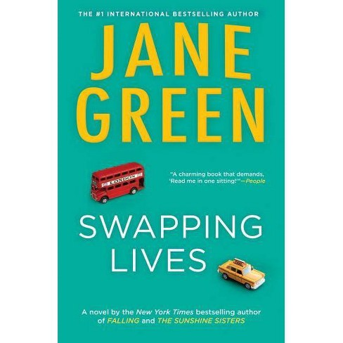 Swapping Lives (Reprint) (Paperback) by Jane Green - image 1 of 1