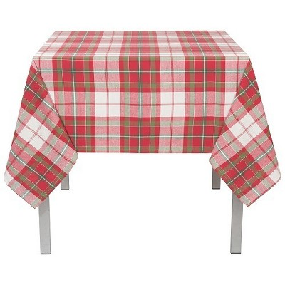 Tablecloth Red Green Now Designs