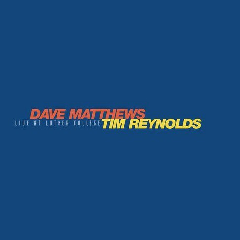 Dave Matthews - Live At Luther College (Vinyl) - image 1 of 1