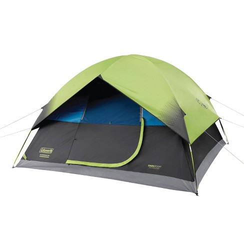 Coleman 6-Person Dark Room Sundome Tent - Green - image 1 of 4