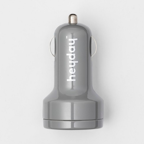 heyday™ 2-Port USB (2.1A/1A) Car Charger - image 1 of 2