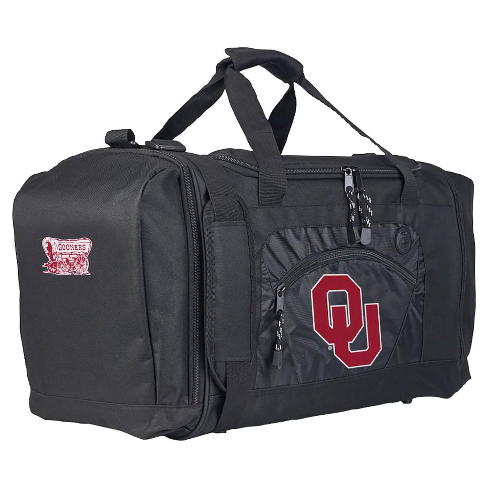 NCAA Northwest Roadblock Duffel Bag Oklahoma Sooners - 20x11.5