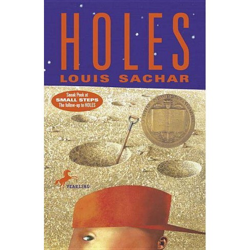 Holes - (Yearling Newbery) by  Louis Sachar (Hardcover) - image 1 of 1