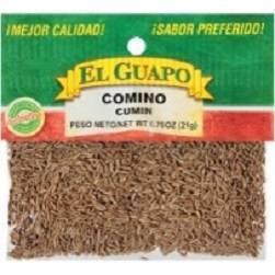 El Guapo Cumin Bag Whole - 0.75oz