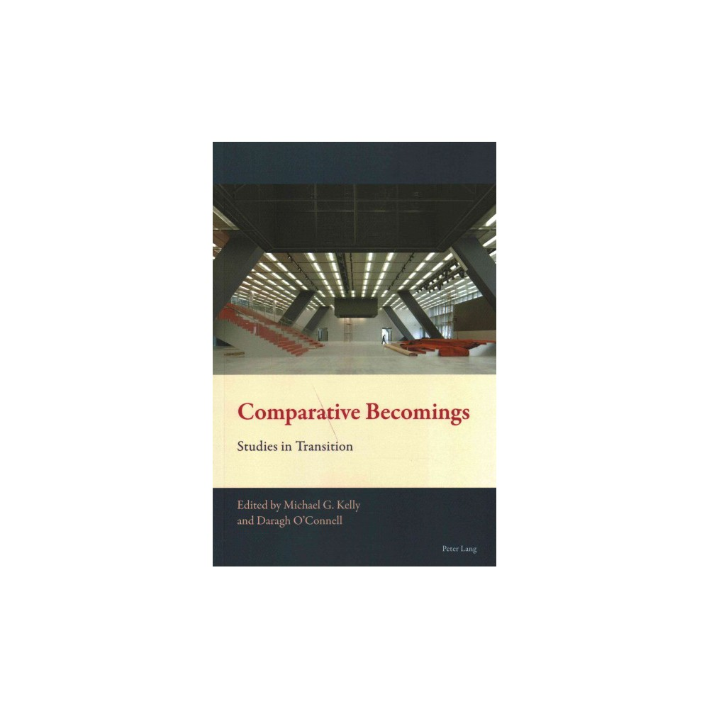 Comparative Becomings : Studies in Transition (Paperback)