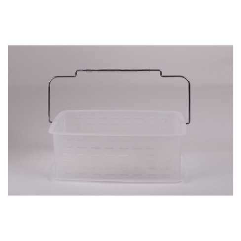 Bath Canister Clear - Room Essentials™ - image 1 of 1